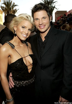Jessica Simpson and Nick Lachey 1
